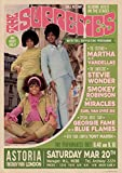 The Supremes Poster London Astoria Finsbury Park Diana Ross