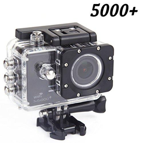 Original Sj5000 Plus Sj5000+ Ambarella A7LS75 1080P 60FPS SJCAM WiFi cámara del coche de HD Action Sports Waterproof Cam DV...