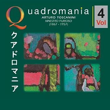 """Arturo Toscanini: """"Maestro Furioso""""-Vol.4"""