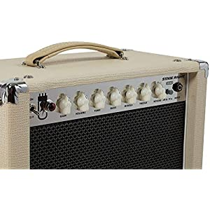 Monoprice 611815 15Watt, 1 x 12 Guitar Combo Tube Amplifier with Celestion Speaker & Spring Reverb