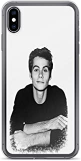 iPhone XR Case Cases Clear Anti-Scratch Teen Wolf, Dylan O'Brien Cover Case for iPhone XR, Crystal Clear