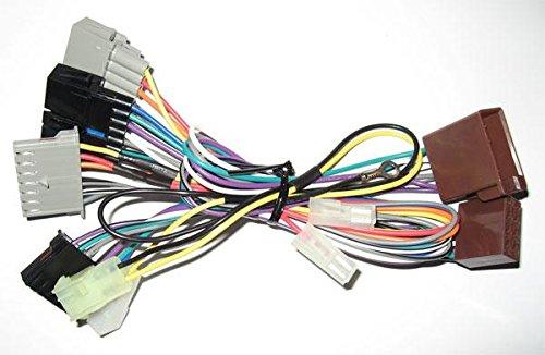 Blaupunkt Adapter Kabel THA PnP/i-sotec Verstärker für Chrysler, Dodge, Jeep 7607622027001 AD-0101