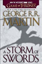 A Storm of Swords (HBO Tie-in Edition): A Song of Ice and Fire: Book Three Paperback March 26, 2013