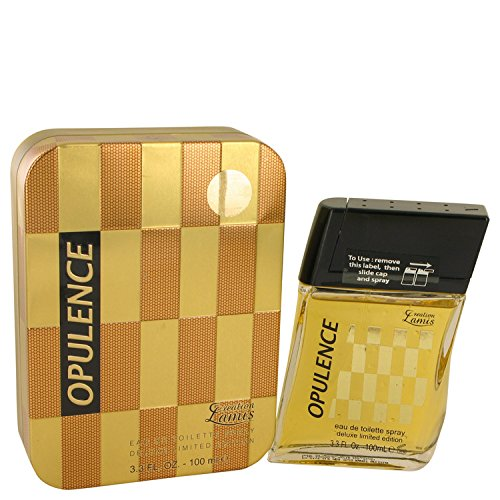 OPULENCE INTENSE DELUXE LIMITED EDITION BY CREATION LAMIS COLOGNE FOR MEN 3.3 OZ / 100 ML EAU DE TOILETTE SPRAY by Creation Lamis