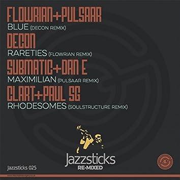 Jazzsticks Re-Mixed Part 1