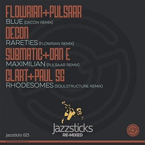 Flowrian & Pulsaar, Decon, Submatic & Dan_e & Clart & Paul SG