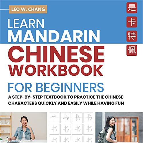 Learn Mandarin Chinese Workbook for Beginners cover art