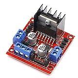 電気設備 L298NモータードライバボードモジュールL298ステッパーモータースマートカーブレッドボードペルチェハイパワー