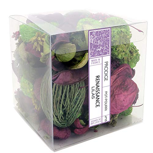 POT-POURRI boite - RENAISSANCE (lilas)