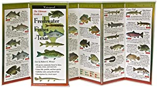 Freshwater Fishes of Texas: Folding Guide (Foldingguides)