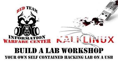 IWC HACKING LAB USING KALI: Build a portable Cyber Live Fire Range (CLFR) - Second Edition (IWC-Lab: Kali Book 1)
