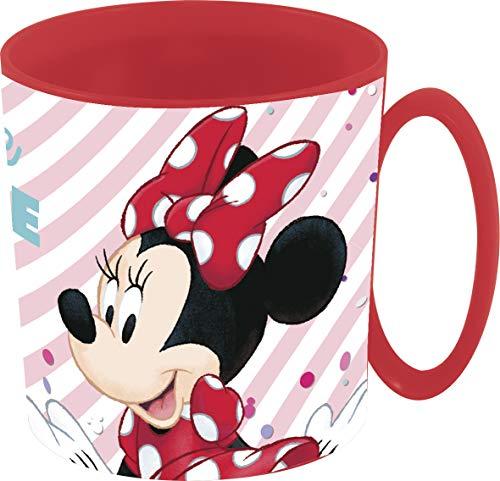 Minnie Mouse 895252 Mikrowellen-Tasse, 350 ml, Electric Doll'(18804), nicht anwendbar