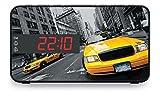 Big Ben, Radio Clock LED Display Taxi