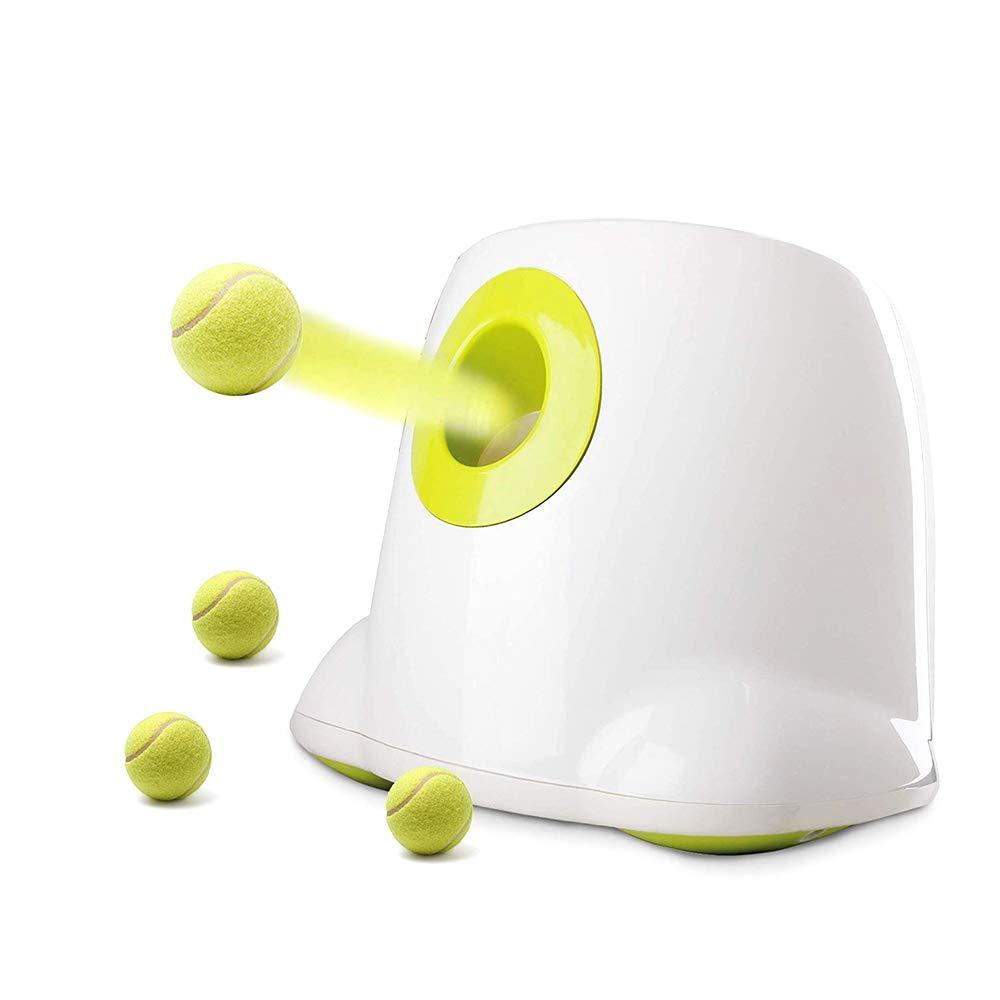 OTENGD Lanzadores de Bolas interactivos 2 Pulgadas Pelotas de ...