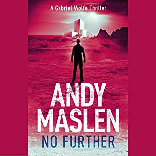 No Further (A Gabriel Wolfe Thriller) cover art