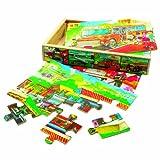 Bino - Puzzle de 48 piezas (Bino Europe 88014) [Importado de Inglaterra] , color/modelo surtido