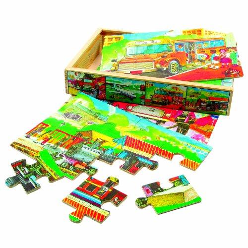 Bino - Puzzle de 48 piezas (Bino Europe 88014) Importado de