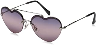 ميو ميو نظارة شمسية للنساء - متعدد الالوان