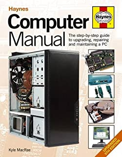 Computer Manual: The Step-by-step guide to upgrading, repairing and maintaining a PC (1844259285) | Amazon price tracker / tracking, Amazon price history charts, Amazon price watches, Amazon price drop alerts
