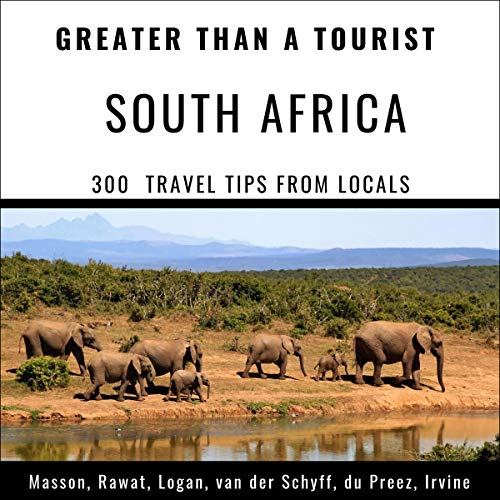 Greater Than a Tourist - South Africa audiobook cover art