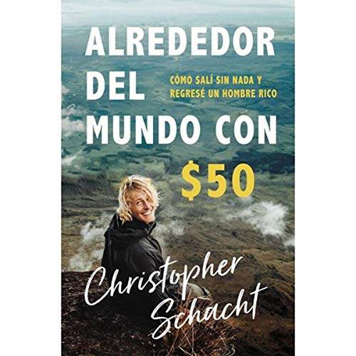 Alrededor del mundo con $50 [Around the World with $50] audiobook cover art