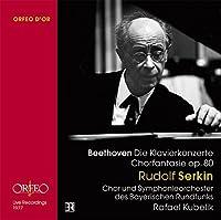Beethoven: Die Klavierkonzerte / Chorfantasie op. 80 (2013-05-03)