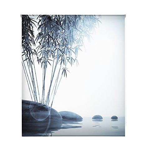 Blindecor Estor enrollable translúcido digital, Zen,W-Z-47466,110X180 cm