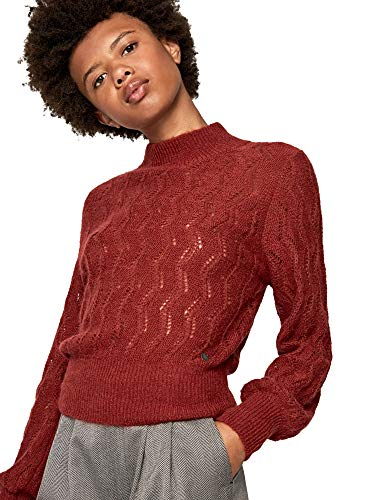 Pepe Jeans PL701534 Pullover Frauen Orange S
