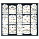 帝国ホテル スープ・調理缶詰セット IMT-100
