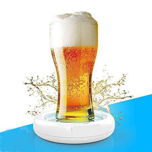 WLXW Máquina de Espumador Ultrasónico de Cerveza, Fabricante de Burbujas de Cerveza...