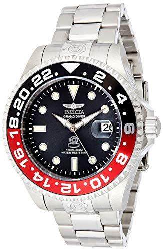Invicta Grand Diver 21867 Herrenuhr, 47 mm
