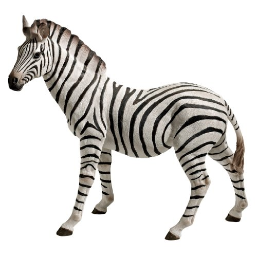Design Toscano Zora, das Zebra, Figur