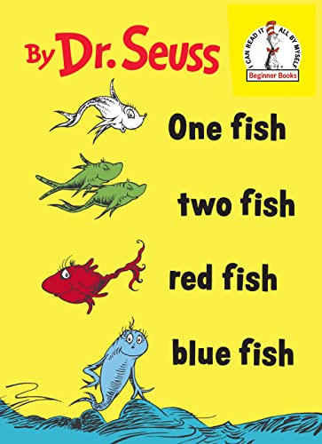 Product Image of the One Fish Two Fish Red Fish Blue Fish