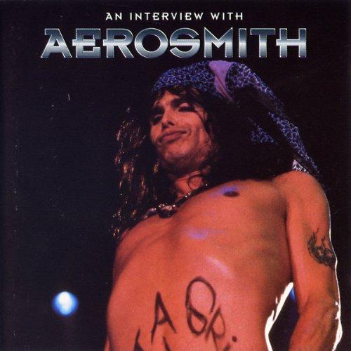 Aerosmith audiobook cover art