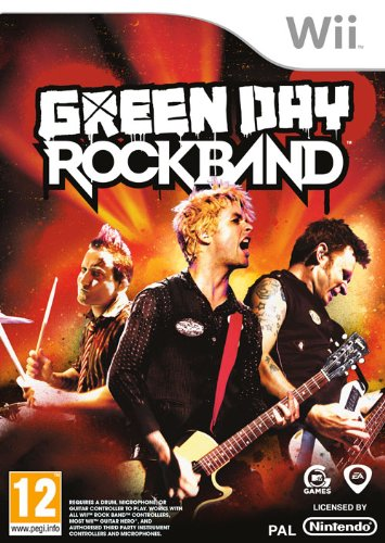 Electronic Arts Green Day: Rock Band, Wii