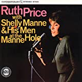 "album cover: ""Ruth Price With Shelly Manne & His Men At The Manne-Hole"""