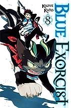 BLUE EXORCIST GN VOL 08 (C: 1-0-1) by Kazue Kato (20-Nov-2012) Paperback