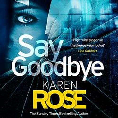 Say Goodbye cover art