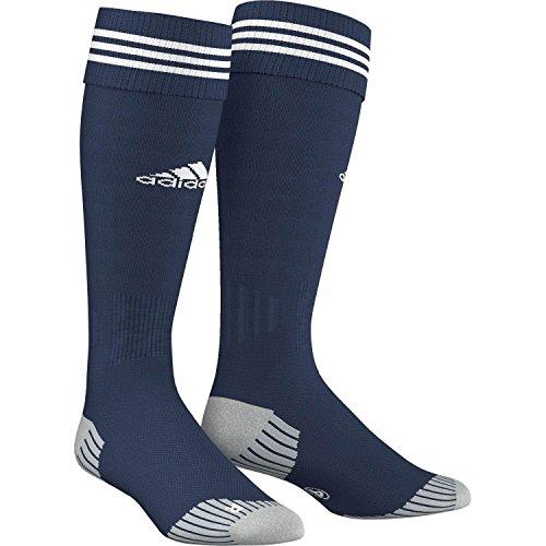 adidas Herren Stutzen Adisocks 12 Fußballsocken,blau (New Navy/White), 43-45