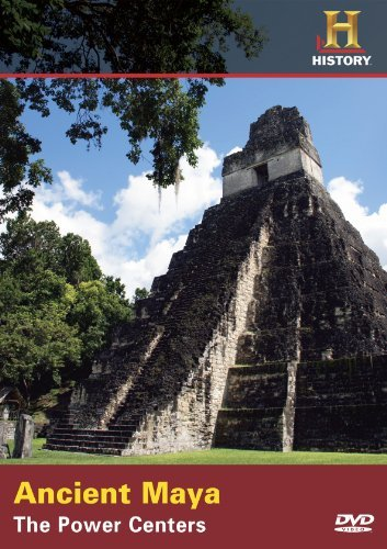 Ancient Maya: The Power Centers by Al Burke