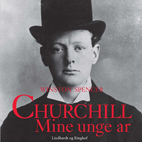 Mine unge år audiobook cover art