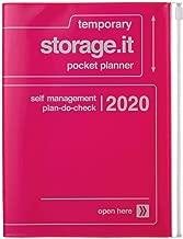 MARKS 2020 Taschenkalender A5 vertikal, Storage.it Neon ...