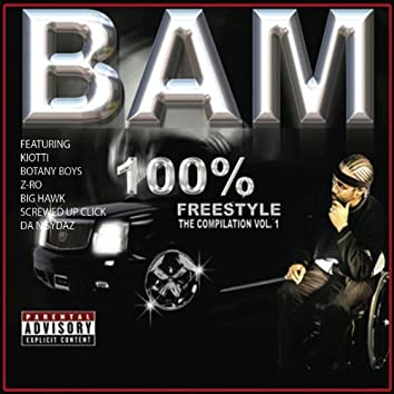 100% Freestyle Compilation, Vol. 1