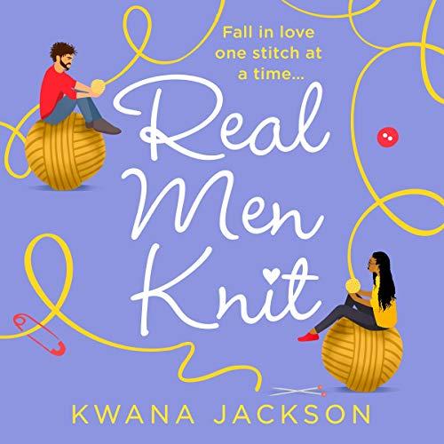Real Men Knit cover art
