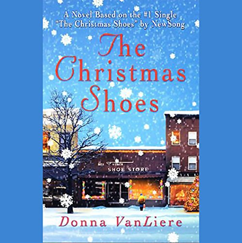 The Christmas Shoes  audiobook cover art