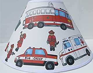 Best fire truck lamp shade Reviews