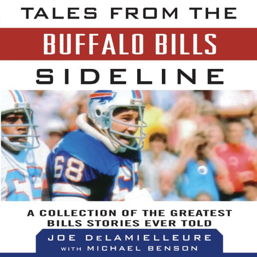 Tales from the Buffalo Bills Sideline cover art