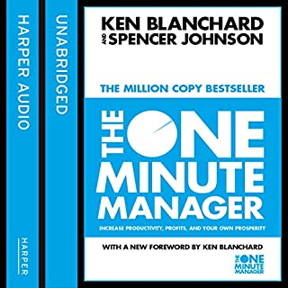 The One-Minute Manager cover art
