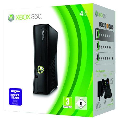 Xbox 360 - Console 4 GB