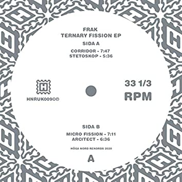 Ternary Fission EP